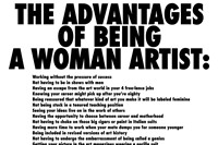 Guerrilla Girls, These Galleries Show No More Than 10% Women 2