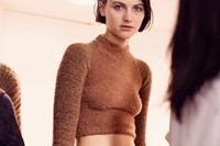 Eckhaus Latta AW17 womenswear nyfw new york dazed 6