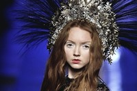 Lily Cole for JPG SS07 HC 9