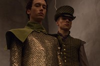 Backstage at Palomo Spain AW18 0