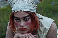 Iceland Isamaya Ffrench Josh Wilks Nick Royal makeup fashion 1