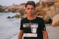 Portraits of Palestinian youth, Active Stills 7