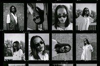 Aaliyah, photographed by Eddie OTCHERE 6