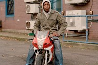 Cian Oba-Smith Biker Life, Dazed