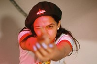 Princess Nokia for MadeMe AW17 2