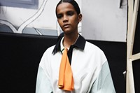JW Anderson AW19 Menswear Dazed Backstage 0