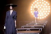 Alexandre de Betak fashion paris stage set