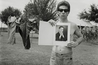 Larry Clark, Billy Mann 1961, Print: 2014 11
