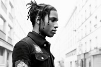 Dior Homme campaign A$AP Rocky Willy Vanderperre 1