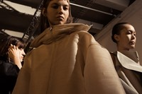 Backstage at Rick Owens SS17 PFW Dazed Womenswear 5