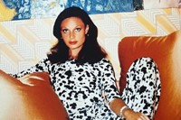 Diane von Furstenburg Conde.nasty Instagram fashion archive 0