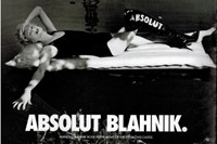 Kristen McMenamy for Absolut Vodka 1995 4