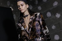 Alyx AW19 Matthew Williams Paris Dazed Backstage Kaia Gerber 1