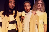 Backstage at Telfar AW19 Dazed Backstage