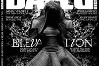 Gareth Pugh 10 Years Dazed Archive Cover Nick Knight 2008