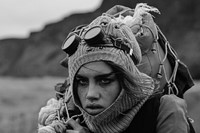 Iceland Isamaya Ffrench Josh Wilks Nick Royal makeup fashion 9