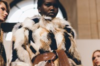 givenchy aw18 paris fashion week pfw fur fw18 0