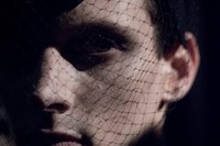Thom Browne AW15 Mens Close Up Netting Face 24