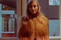 Sonia Rykiel AW15, Dazed, womenswear, faux fur stole 2