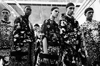 Givenchy SS15 Mens collections, Dazed backstage 7