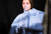 Dice Kayek AW14 Haute Couture Paris backstage Dazed 4