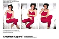 American Apparel Leotard 22