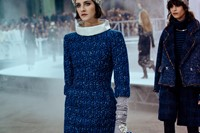 Chanel AW17 womenswear paris dazed 30