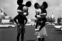 Mickey and Minnie, Disneyland, 1950s 0