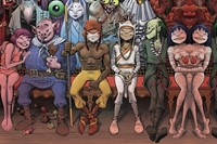 Jamie Hewlett - Monkey, Journey to the West 5