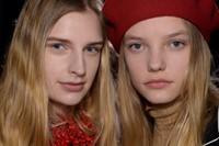 Gucci AW15 Dazed backstage Womenswear focus geek beret 5