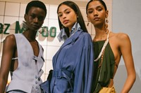 Jacquemus AW19 PFW Paris Fashion Week Aiden Curtiss 1