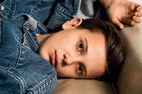 Millie Bobby Brown Collier Schorr Robbie Spencer Dazed 2016 0