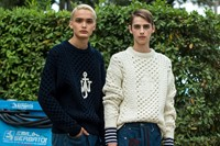 jw anderson ss18 florence pitti uomo guest designer 1