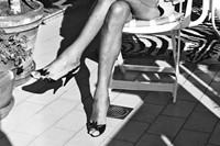Extreme shoes Helmut Newton 6