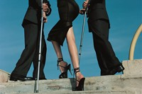 Extreme shoes Helmut Newton 4
