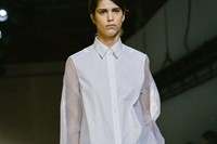 Hugo Boss SS16 womenswear New York Evan Schreiber 8