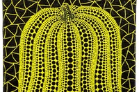 Yayoi Kusama: Small Pumpkin Paintings 3