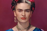 frida kahlo mexico artist making her self up v&a exhibition 3