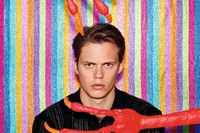 Bill Skarsgård — autumn 2017