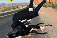 Dazed Vegas from the AW14 issue 1