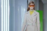 Jil Sander AW15, Dazed runway, Womenswear, Orange Shades 1