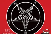 The Church of Satan's Satanic Mass album cover 8