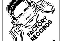 Factory Records, 'Use Hearing Protection' sticker 0