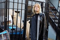 Hanne Gaby Odiele for adidas Originals by Alexander Wang 5