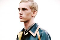 Prada SS15 Mens collections, Dazed backstage 11