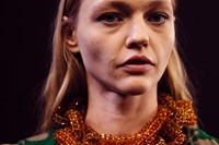 Dries Van Noten AW17 womenswear paris dazed 18