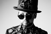 Dior Homme campaign Boy George Willy Vanderperre 2