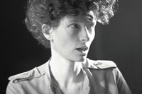 Tilda Swinton, Dazed May 2010 Pitti performance interview 1