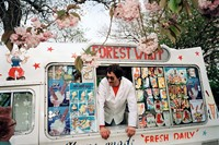 Unseen photos from Martin Parr's archive in Dazed spring 4