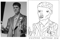Vivienne Westwood SS16 Milan menswear Badly Drawn Models 2